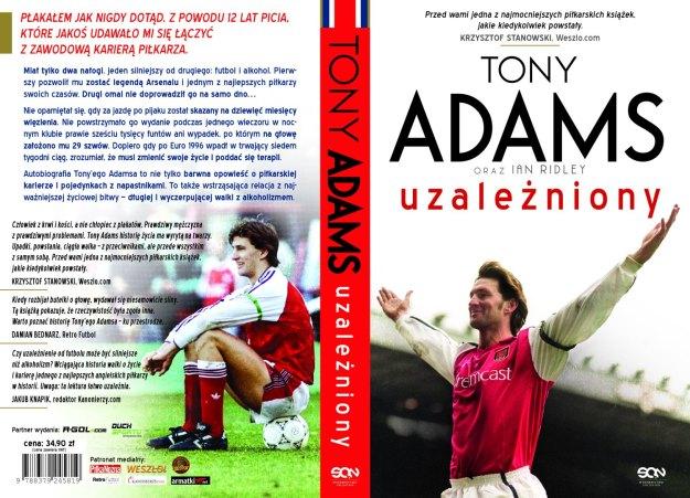 Tony Adams Uzależniony