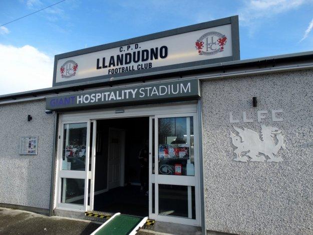FC Llandudno stadium