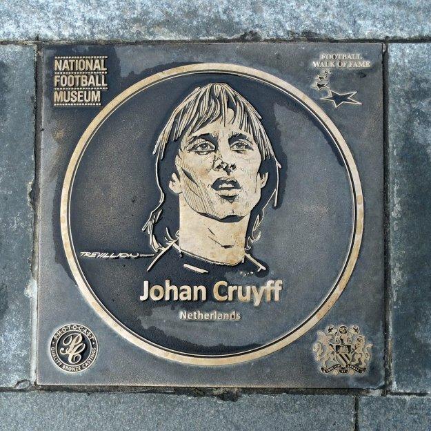 Johan Cruyff, Manchester