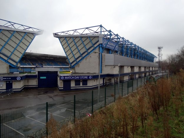The Den, Millwall