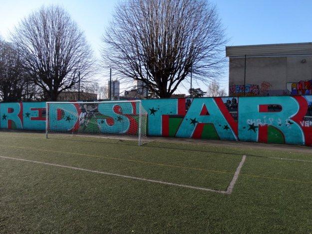 Stade Bauer, boisko treningowe