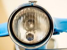 Vespa 50s Round Front lantern