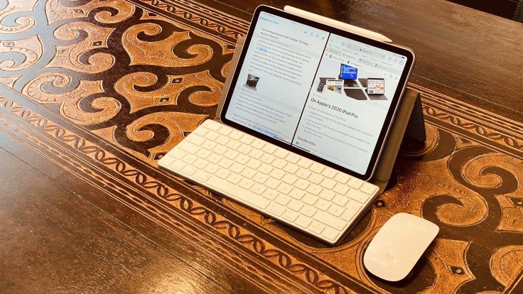 My setup at the time of writing this blog post