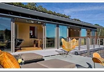 Michelle Kaufmann casas prefabricadas de alta calidad.