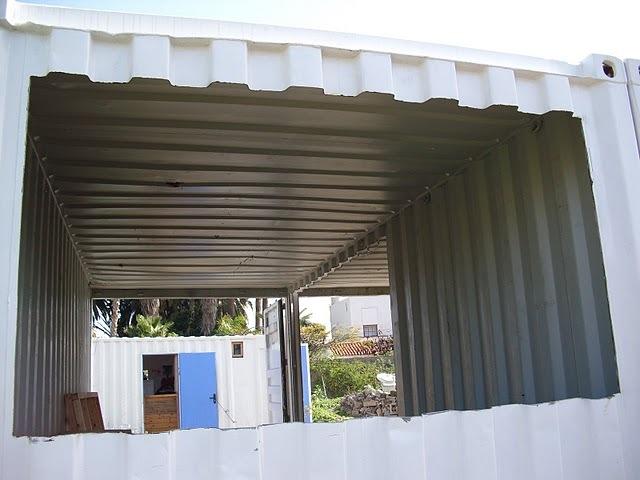 Consejos para hacer una vivienda con contenedores o - Construir una vivienda ...