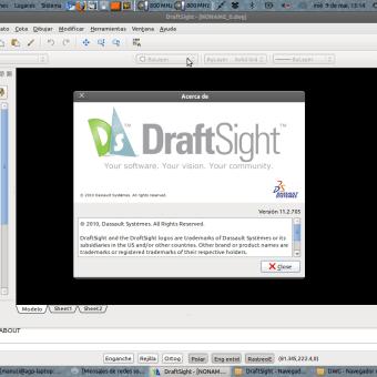 DraftSight Linux.