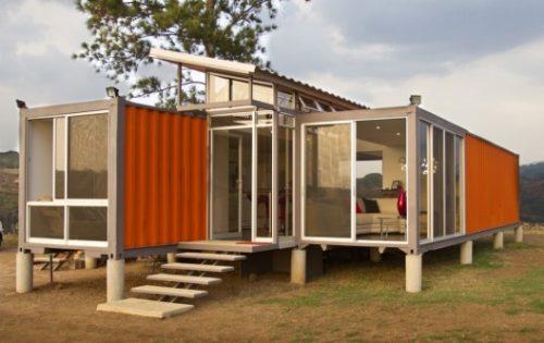 Containers de esperanza _ Benjamín García Saxe Architecture