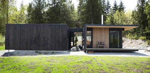Form & Forest | cabañas de diseño desde Canadá