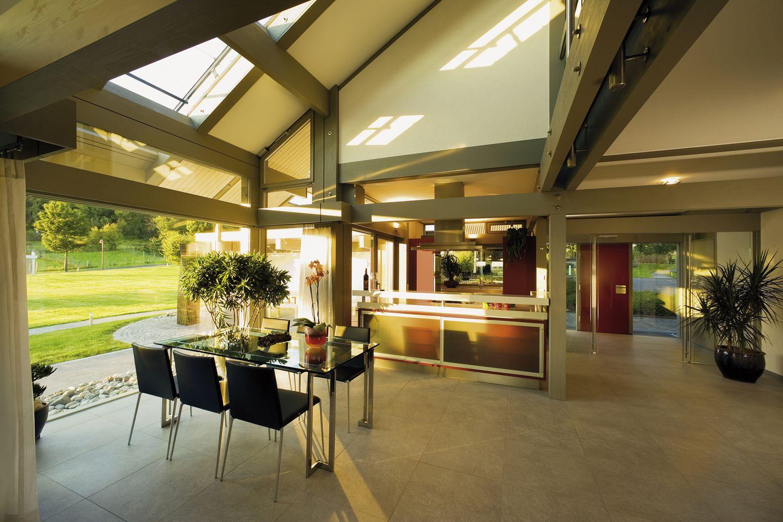 huf haus casas prefabricadas con calidad alemana. Black Bedroom Furniture Sets. Home Design Ideas