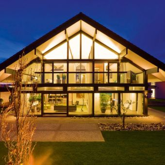 Huf Haus casas prefabricadas con calidad alemana