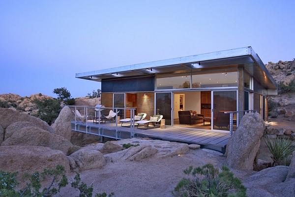 Casas de estructura met lica - Casas con estructura metalica ...
