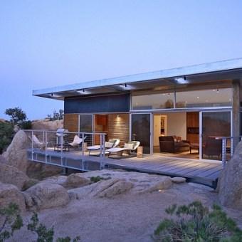 Casas de estructura metálica