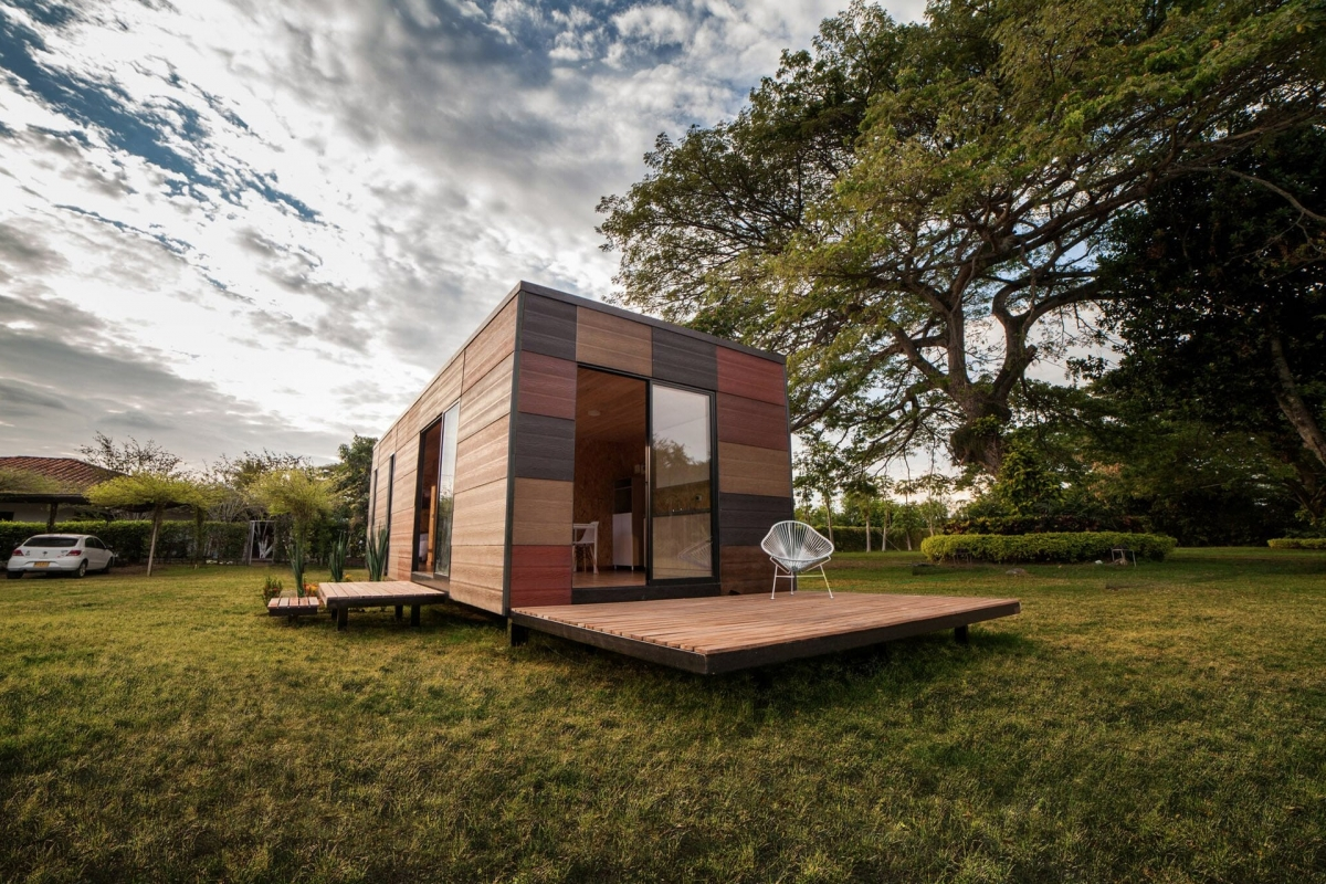 Vimob la casa prefabricada colombiana - La casa prefabricada ...