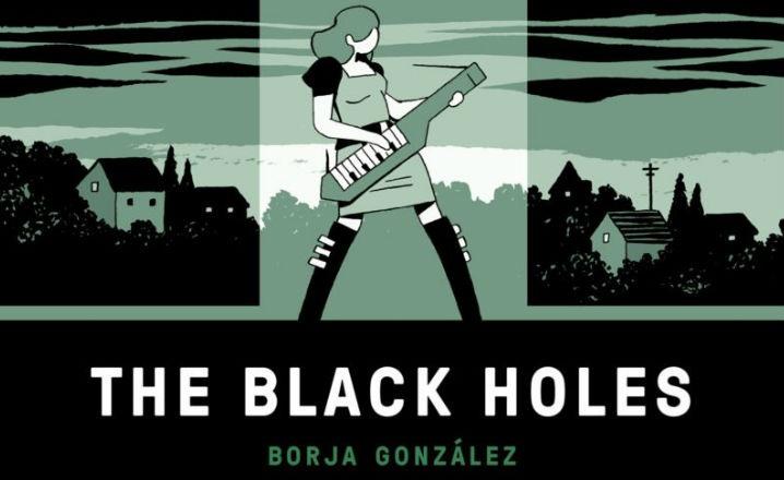 Resultado de imagen de the black holes comic