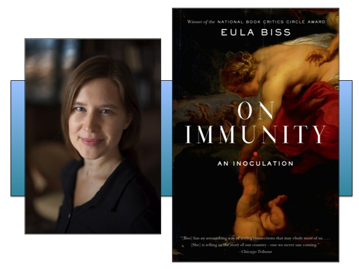 essay press eula biss Eula biss is the author of on immunity: an inoculation, which was named one of the 10 best books of 2014 by the new york times book review, and notes from no man's land: american essays, which won the national book critics circle award for criticism in 2010 and was the winner of the graywolf press nonfiction prize.