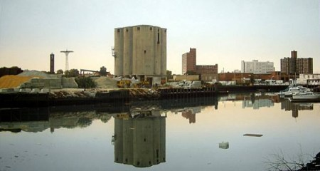 Figure 3.- Randy Dudley, Coney Island Creek at Corpse Ave, 1988