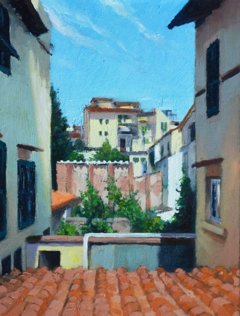 FlorenceView1-OilBoard10x7