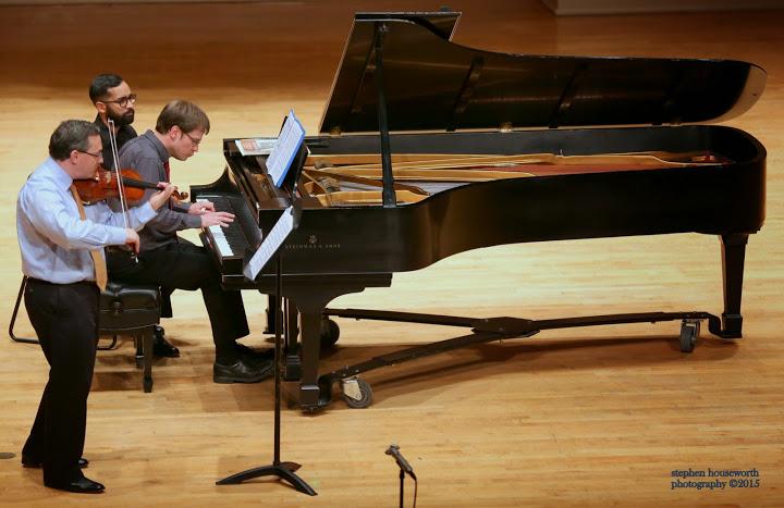 Ivan Seng in concert