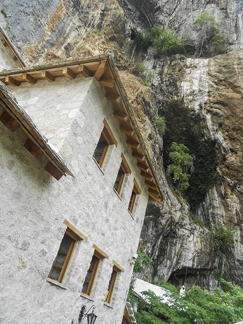 Sufi Dervish House at Blagaj