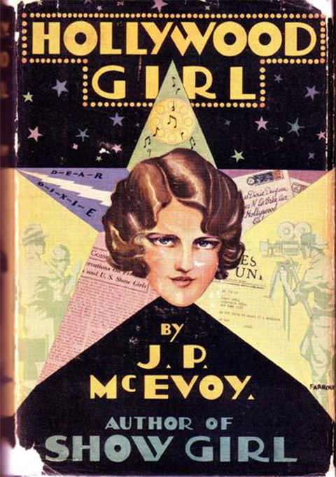Hollywood Girl cover image