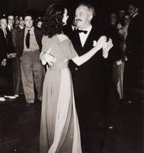 J P McEvoy dancing with Vivien Leigh