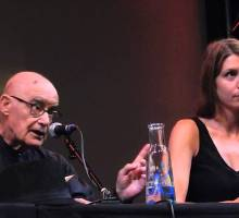 Coming: Excerpt --- Jean-Luc Nancy with Adèle Van Reeth