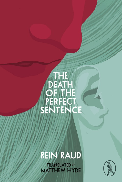 The Death of the Perfect Sentence Book Cover
