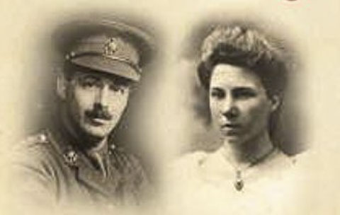 Alfred Tayler and Emily McVeigh
