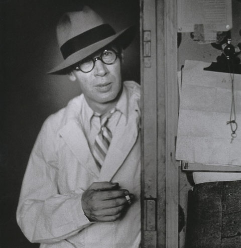 Henry Miller in Paris by Brassai