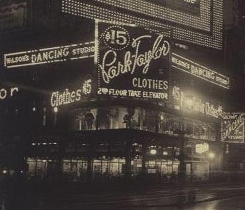 Wilsons Dancing Studio 1920