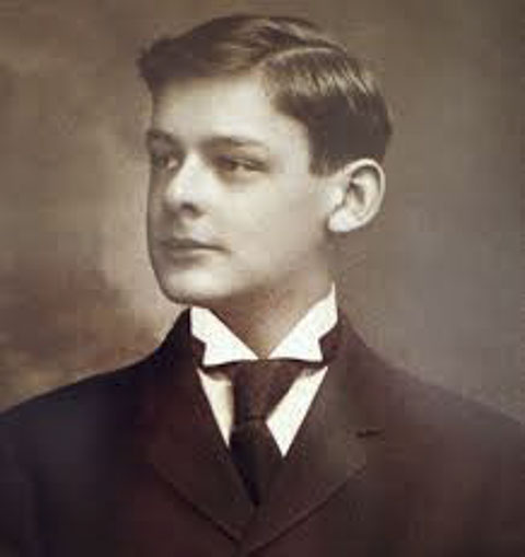 Young T.S. Eliot