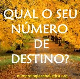 Número de Destino