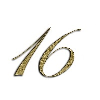 Biblical Numerology Number 16
