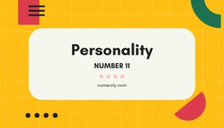 Personality number 11