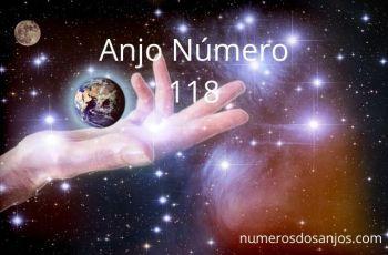 Anjo Número 118 – Qual é a mensagem do Universo para você
