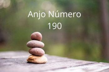 Anjo Número 190 – Significado do Número do Anjo 190