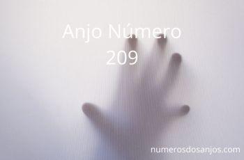 Significado do anjo número 209 – Significado do Número do Anjo 209