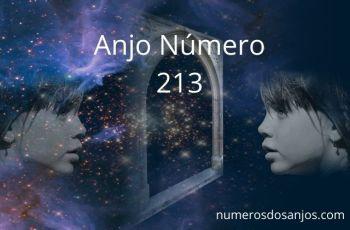 Significado do anjo número 213 – Significado do Número do Anjo 213