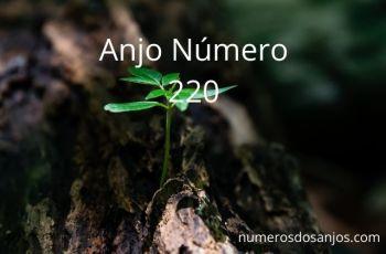 Anjo Número 220 – Significado do número do anjo 220
