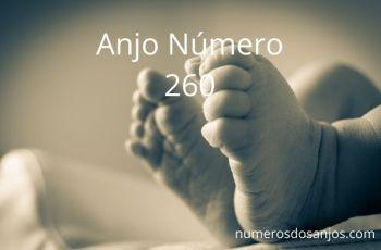 Anjo Número 261 – Significado do número do anjo 261