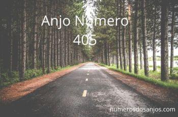 Anjo Número 405 – Significado do anjo número 405