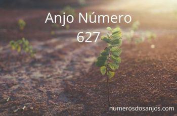 Anjo Número 627 – Significado do anjo número 627