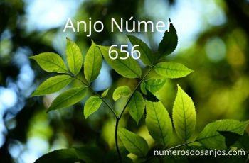 Anjo Número 656 – Significado do anjo número 656