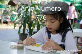 Anjo Número 776 – Significado do anjo número 776