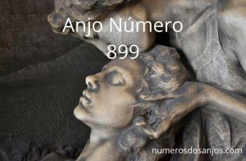 Anjo Número 899 – Significado do anjo número 899