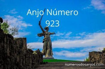 Anjo Número 923 – Significado do anjo número 923