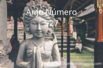 Anjo Número 927 – Significado do anjo número 927