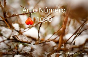 Anjo Número 1090 – Significado do anjo número 1090