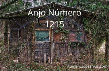 Anjo Número 1215 – Significado do anjo número 1215