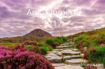 Anjo Número 1217 – Significado do anjo número 1217